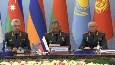 Özbekistan'da BDT Savunma Bakanları 75. Toplantısı - TAŞKENT