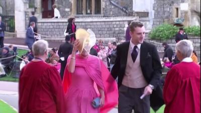 - Prenses Eugenie Törenle Dünya Evine Girdi - Yılın İkinci Kraliyet Düğünü Windsor'da Gerçekleşti