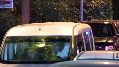hapis cezasi - Rahip Brunson, evinden ayrıldı - İZMİR