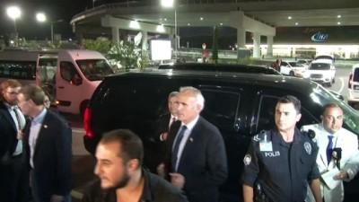 Rahip Brunson, İzmir'den ayrılıyor