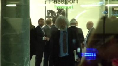 hapis cezasi -  Rahip Brunson, İzmir'den ayrılıyor