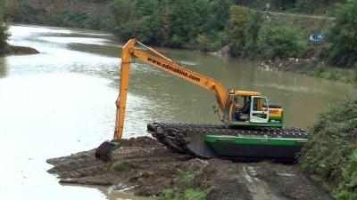 Sera Gölü temizleme çalışmalarının ardından eski haline döndürüldü