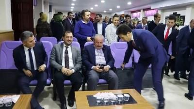 TBMM Başkanvekili Mustafa Şentop - TEKİRDAĞ