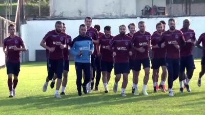 bassagligi - Trabzonspor'da Erzurumspor maçı hazırlıkları başladı - TRABZON