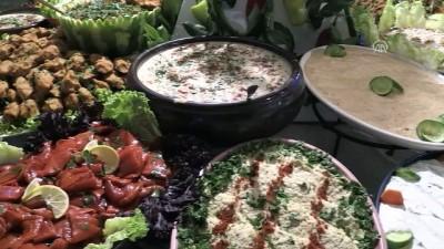 2. Adana Lezzet Festivali - 'Gala Gecesi'nde yöresel lezzetler sunuldu - ADANA