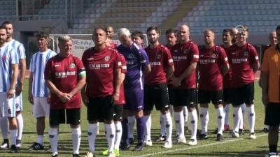 4. Efsaneler Kupası - Türk ve Alman eski futbolcular bir araya geldi - ANTALYA