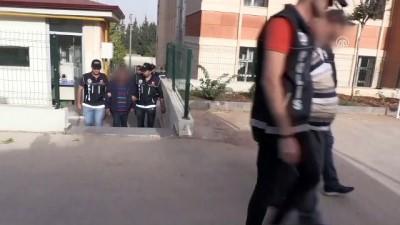 kopek - 67 kilo eroin ele geçirildi - Gözaltına alınan 3 şüpheli tutuklandı - GAZİANTEP