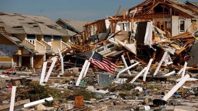 ABD'deki Michael Kasırgası'nda ölü sayısı 16'ya yükseldi