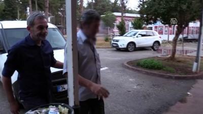 hapis cezasi - Adana'da aranan kişilere yönelik operasyon