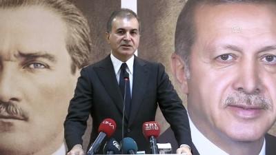 AK Parti Sözcüsü Çelik: '(Cemal Kaşıkçı olayı) Bu eyleme karışanlar varsa kuşkusuz bunun ağır sonuçları olur' - ADANA