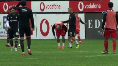 yildiz futbolcu - Beşiktaş hazırlık maçıyla çalışmalarını sürdürdü
