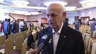 konferans - Brunson'un serbest bırakılması - İsmail Kahraman - BOLU