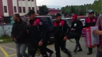 Düzce'de cinayet zanlısından zehir tacirine kadar 10 kişi yakalandı