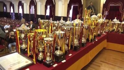 Galatasaray Kulübü, 113. kuruluş yılını kutladı - İSTANBUL