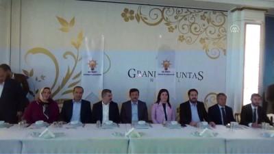 Hamza Dağ: 'CHP'nin yapması gereken hisseleri devretmektir' - AKSARAY
