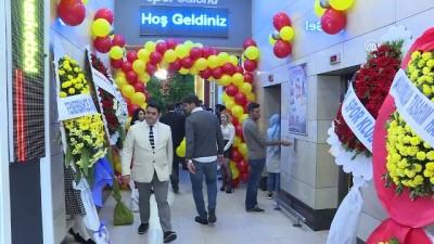 Hamza Yerlikaya Spor Salonu açıldı - İSTANBUL