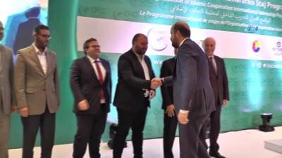 allah -  İslam İşbirliği Teşkilatı Uluslararası Staj Programı'na sertifika töreni düzenlendi