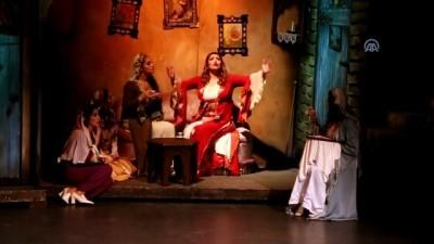 Kanlı Nigar' Samsun'da sahnelendi