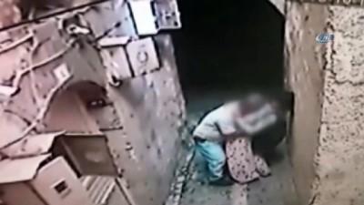 kamera - Küçük kızı taciz eden şahıs tutuklandı