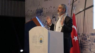Meşal'den 'Filistin davası ve yerel sorunlar arasında denge kurulması' çağrısı - İSTANBUL