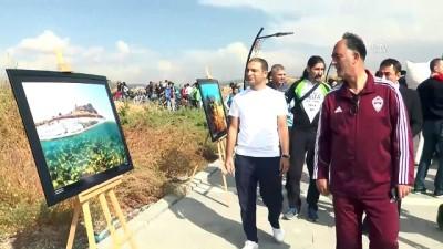 farkindalik - Van'da 'Tarihe Pedal Çevir' etkinliği