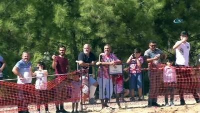 sosyal medya - Antalya'da off road nefes kesti