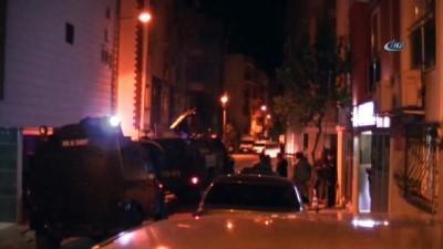 ozel harekat polisleri -  Aydın'da gece yarısı operasyonu... Pompalı tüfekli şahıs her yerde aranıyor