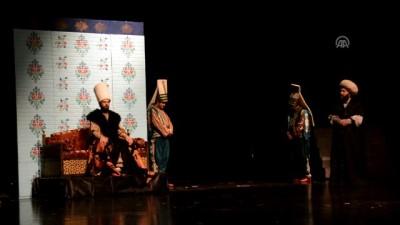 'Baltacı Mehmet ve Katerina Müzikali' sahnelendi - BURSA