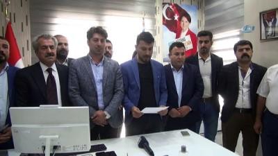 İYİ Parti'de deprem: Partinin Şırnak il yönetimi, ilçe başkanları ve 860 üyesi istifa etti