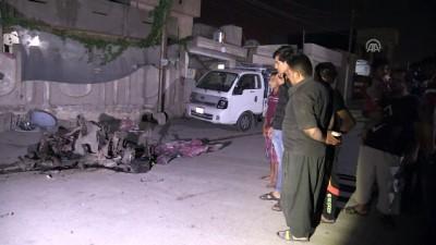 Kerkük'te bombalı saldırı: 4 yaralı
