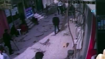 silahli kavga -  Ağrı'da iki grup birbirine girdi, ortalık savaş alanına döndü: 2 ölü, 2 yaralı... O anlar kameraya böyle yansıdı