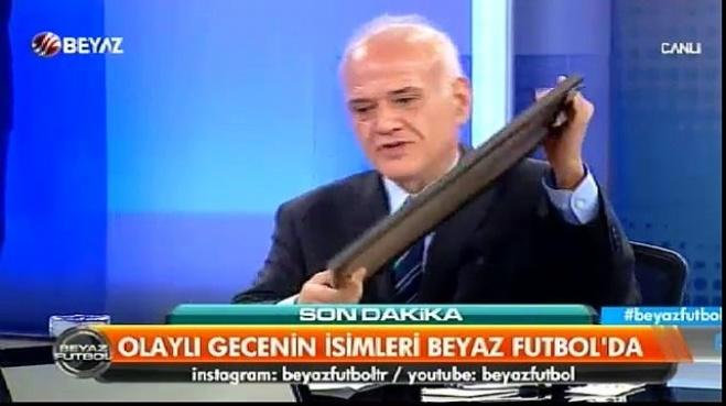 ahmet cakar - Ahmet Çakar'dan Arda - Berkay yorumu