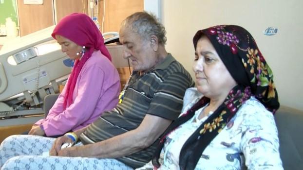 organ bagisi -  Baba ve kızları organ nakliyle hayata tutundu