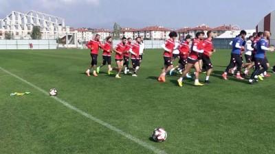 allah - Boluspor'da, Balıkesirspor Baltok maçı hazırlıkları - BOLU