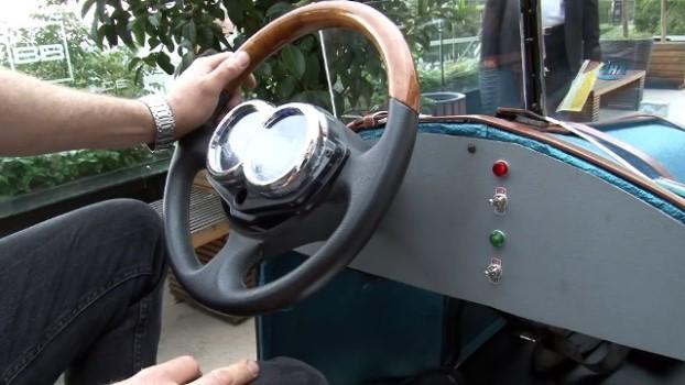 sanayi sitesi -  Bursa'da elektrikle çalışan araç üretildi