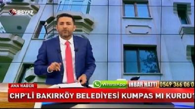 CHP'li belediye kumpas mı kurdu?