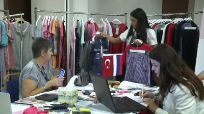 Hazır giyim ve konfeksiyon ihracatı 18,5 milyar dolara koşuyor - ANTALYA