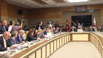İçişleri komisyonu Trafik Kanun Teklifini görüşmek üzere toplandı