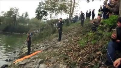 Kamyonet baraj gölüne devrildi: 1 ölü - SAMSUN