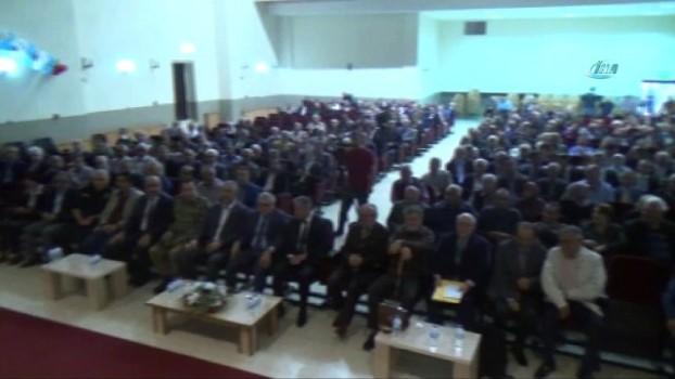 konferans -  Prof. Dr. İlter Uzel'den 'Geçmişten Günümüze Bor' Konferansı