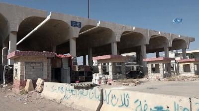 - Suriye-Ürdün sınırı yeniden açıldı