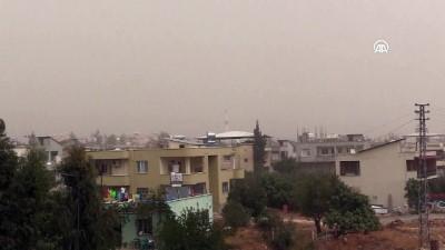 hanli - Toz bulutu hayatı olumsuz etkiliyor - HATAY