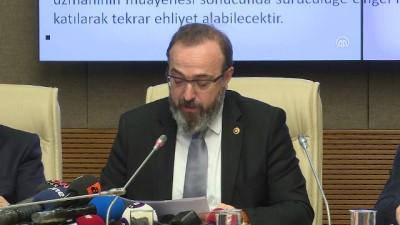 Trafik cezalarının artırılmasını öngören teklif komisyonda (2) - TBMM