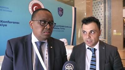 konferans - 'Türkiye ile Madagaskar gümrükleri arasındaki ilişkileri geliştirmeliyiz' - MALATYA