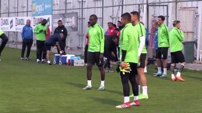 Atiker Konyaspor'da Çaykur Rizespor maçı hazırlıkları - KONYA