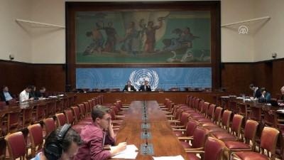 BM'den dokunulmazlığı kaldırın çağrısı - CENEVRE