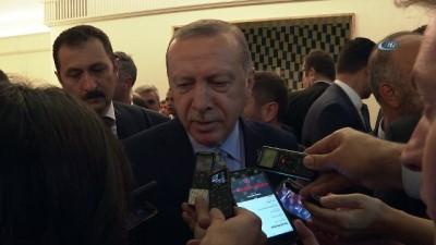 """Cumhurbaşkanı Erdoğan:""""Bu zaten milletin hakkıdır, hazinenin hakkıdır. 'Biz devrediyoruz' deme hakları da yok. Çünkü onların değil ki milletin"""""""