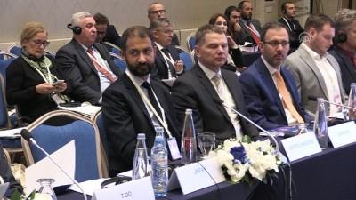 Gürcistan'da 15. Avrupa Komisyonu Spor Bakanları Toplantısı - TİFLİS