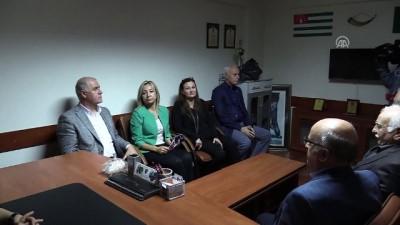 KAFFED Başkanı Aslankaya: 'Türkiye'de seçmeli ders olarak Çerkesce eğitim sınıf sayısı artacak' - ÇORUM