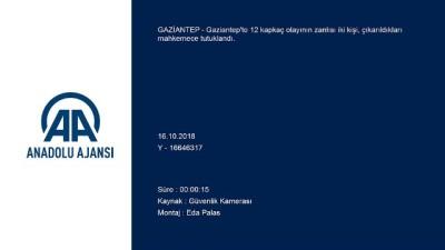Kapkaç şüphelileri yakalandı - GAZİANTEP